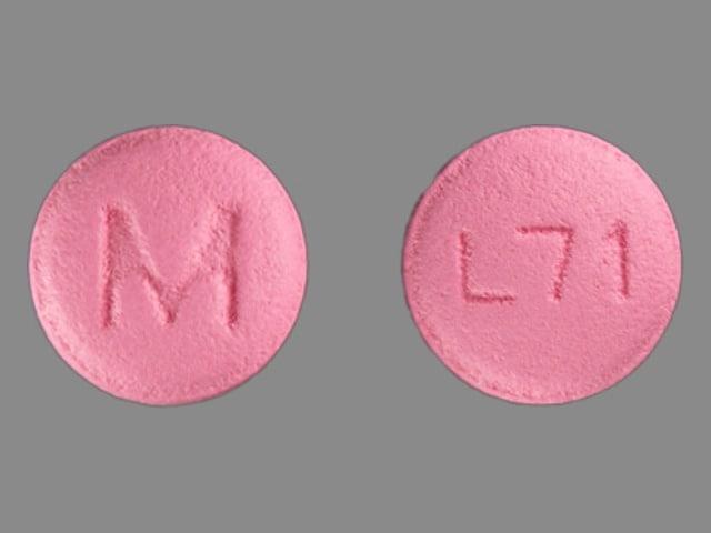 Imprint M L71 - letrozole 2.5 mg