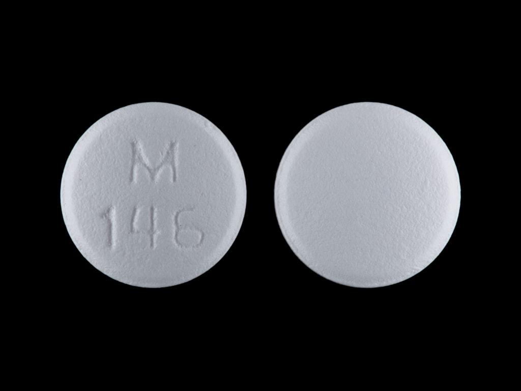 Imprint M 146 - spironolactone 25 MG