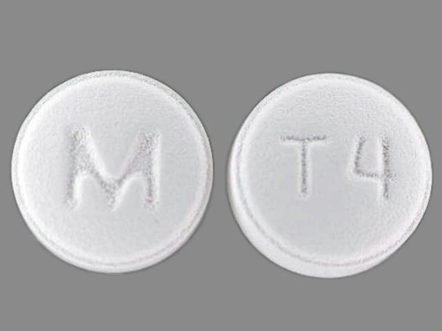 Imprint M T4 - trifluoperazine 2 mg