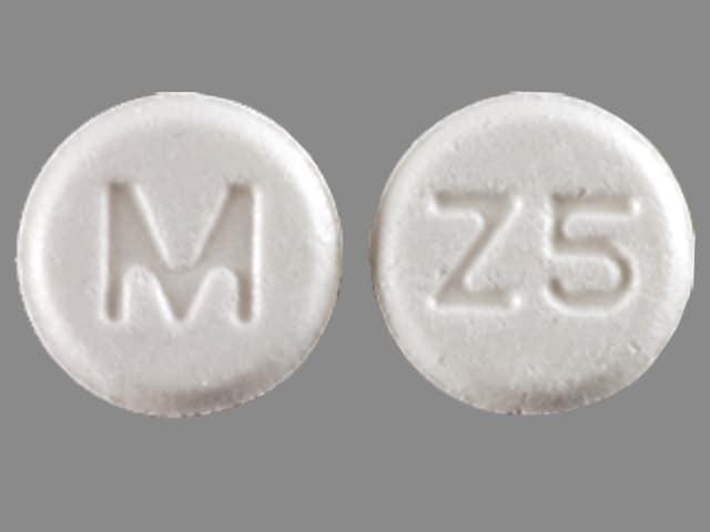 Imprint M Z5 - alfuzosin 10 mg
