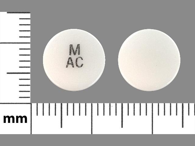 Imprint M AC - acamprosate 333 mg