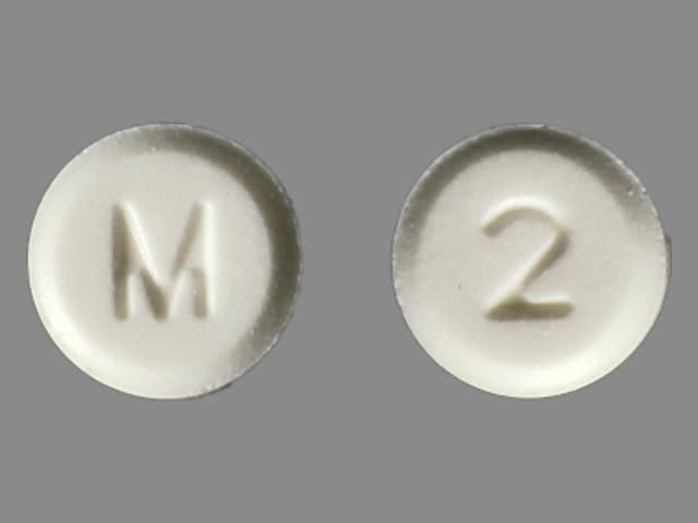 Image 1 - Imprint M 2 - hydromorphone 2 mg