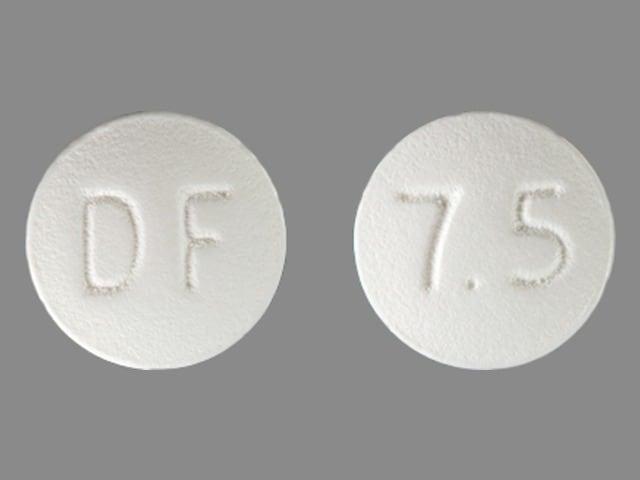 Imprint DF 7.5 - Enablex 7.5 mg