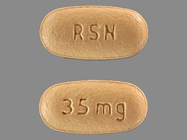 Image 1 - Imprint RSN 35 mg - Actonel 35 mg