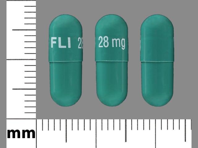 Imprint FLI 28 mg - Namenda XR 28 mg