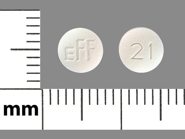 21 EFF - Methazolamide