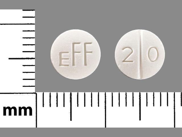 EFF 20 - Methazolamide