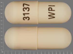 Imprint 3137 WPI - nizatidine 150 mg