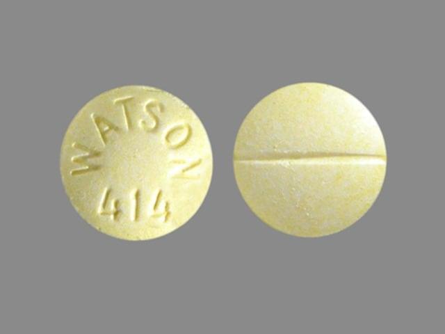 Imprint WATSON 414 - estropipate 0.75 mg