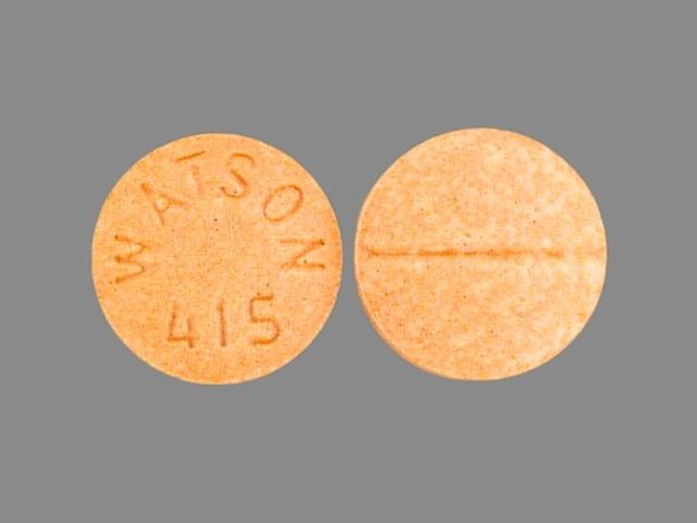 Imprint WATSON 415 - estropipate 1.5 mg