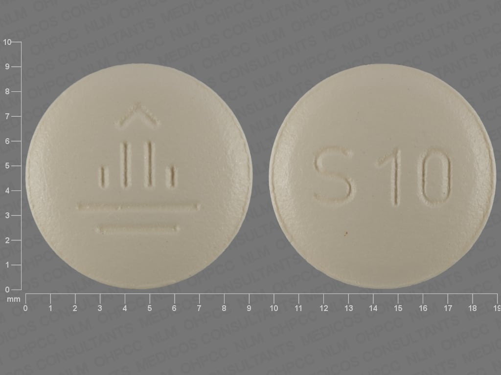 Imprint S 10 Logo - Jardiance 10 mg