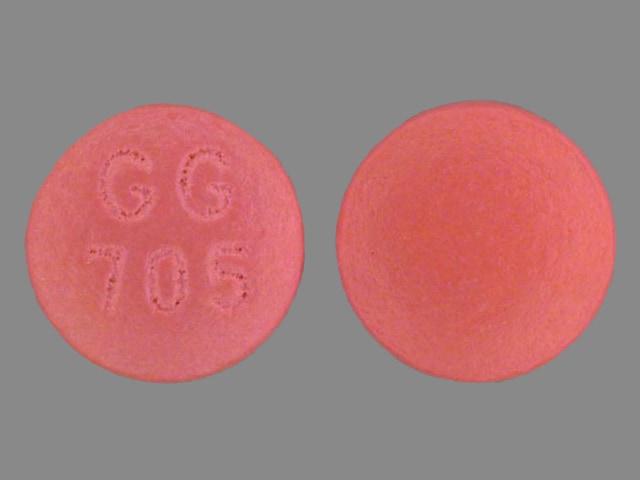 Image 1 - Imprint GG 705 - ranitidine 150 mg