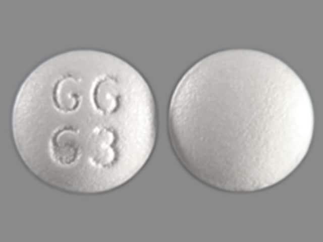 Imprint GG 63 - desipramine 10 mg