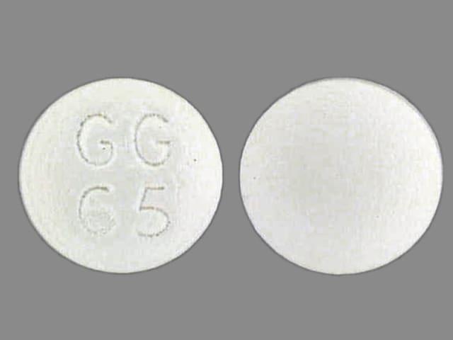 Image 1 - Imprint GG 65 - desipramine 50 mg