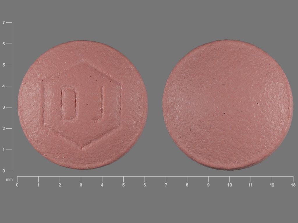 Imprint DJ - Natazia dienogest 2 mg / estradiol valerate 2 mg