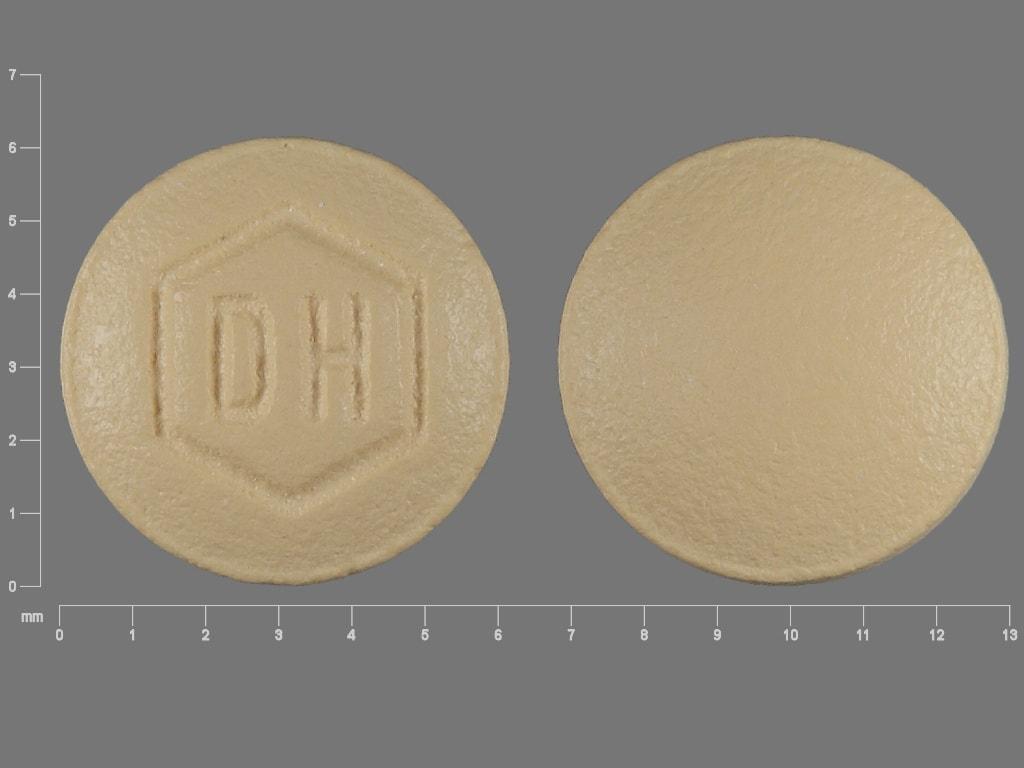 Imprint DH - Natazia dienogest 3 mg / estradiol valerate 2 mg