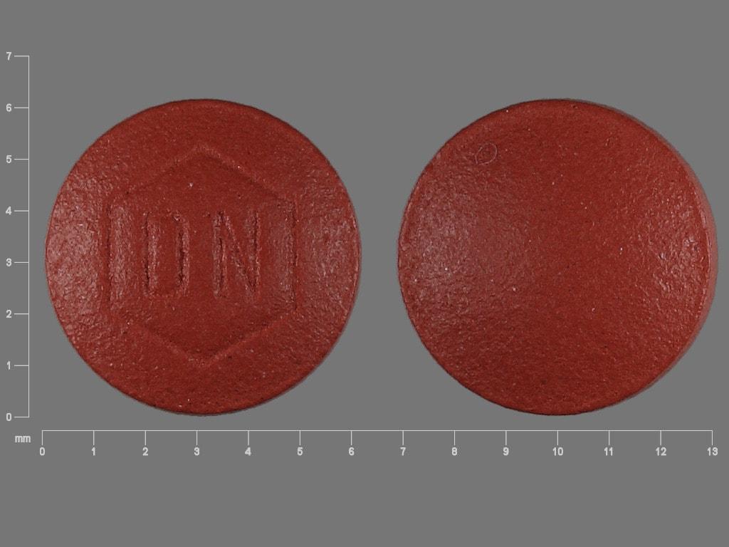 Imprint DN - Natazia estradiol valerate 1 mg