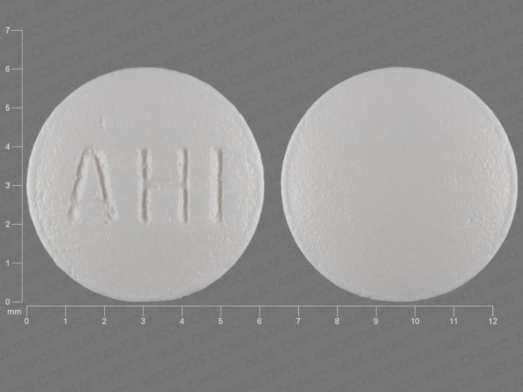 Imprint AHI - anastrozole 1 mg