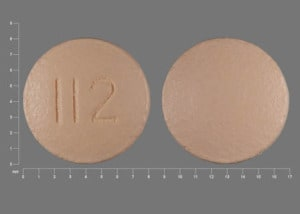 Imprint 112 - Januvia 50 mg