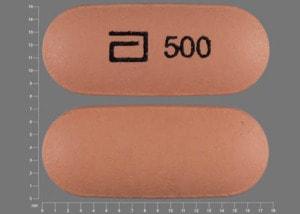 Imprint a 500 - Niaspan 500 mg
