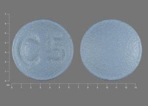 Imprint C5 - Clarinex 5 mg