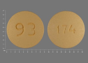 Imprint 174 93 - leflunomide 20 mg