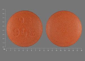 Imprint 93 948 - diclofenac 50 mg