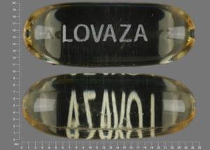Imprint LOVAZA - Lovaza omega-3-acid ethyl esters 1000 mg
