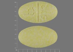Imprint b 572 - methotrexate 2.5 mg