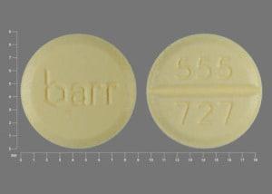 Image 1 - Imprint barr 555 727 - estropipate 0.75 mg