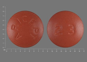 Imprint ARICEPT 23 - Aricept 23 mg