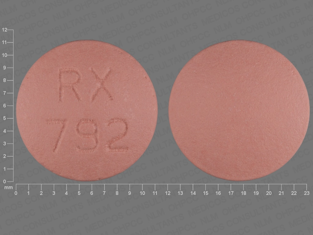 RX 792 - Simvastatin