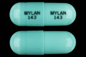 Image 1 - Imprint MYLAN 143 MYLAN 143 - indomethacin 25 mg