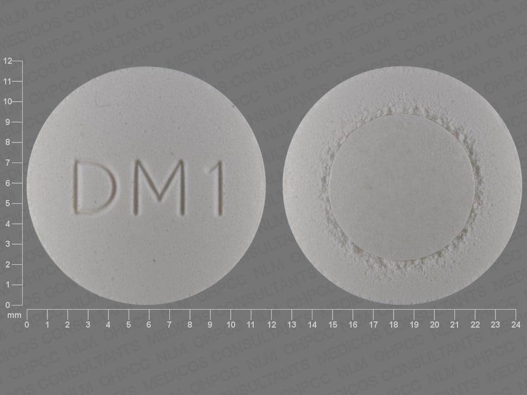 Imprint DM1 - diclofenac/misoprostol 75 mg / 200 mcg