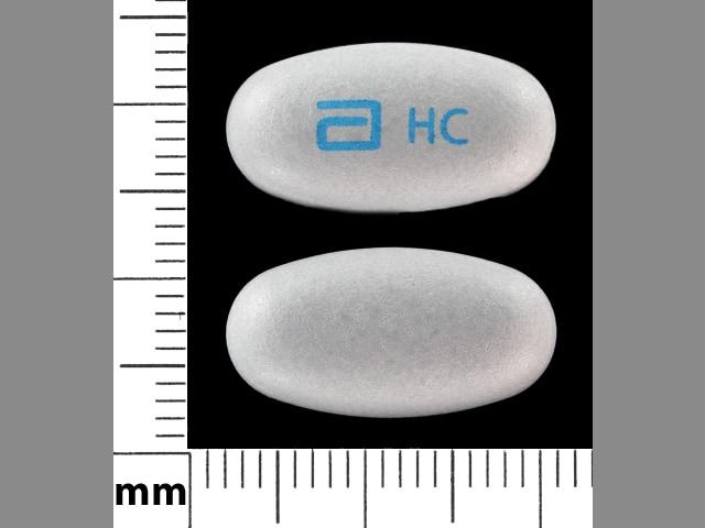 Imprint a HC - Depakote ER 500 mg