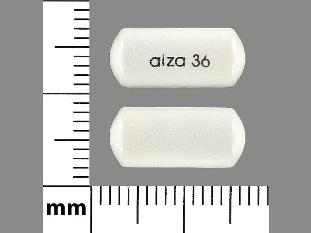 Imprint alza 36 - Concerta 36 mg