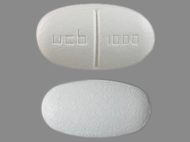 Imprint ucb 1000 - Keppra 1000 mg