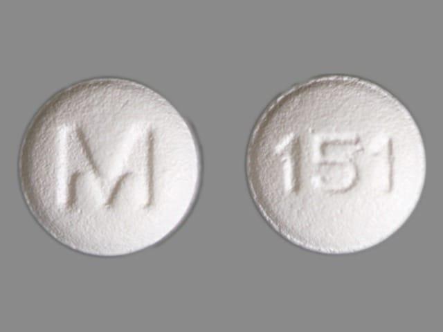 Imprint M 151 - finasteride 5 mg