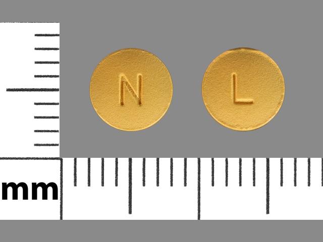 Imprint N L - letrozole 2.5 mg