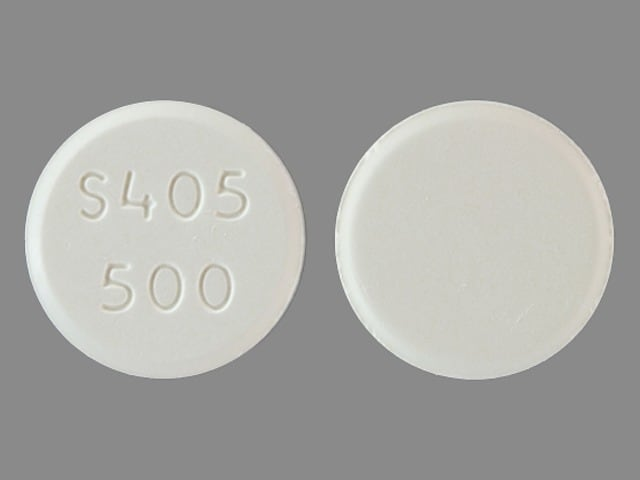 Imprint S405 500 - Fosrenol 500 mg