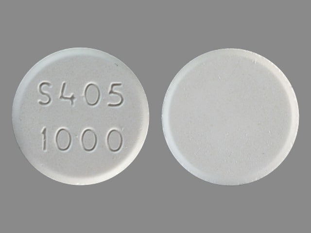 Imprint S405 1000 - Fosrenol 1000 mg