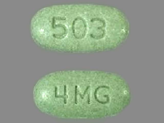Imprint 503 4MG - Intuniv 4 mg