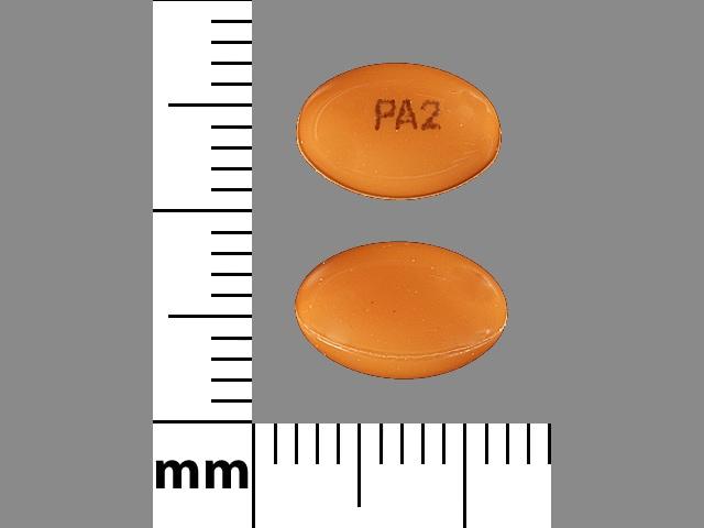 Imprint PA2 - paricalcitol 2 mcg