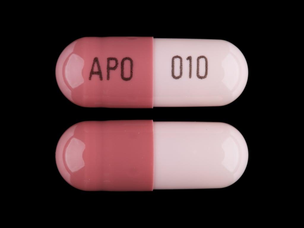 APO 010 - Omeprazole Delayed Release