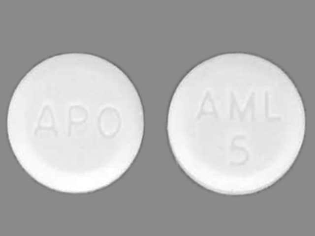 APO AML 5 - Amlodipine Besylate