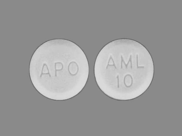 APO AML 10 - Amlodipine Besylate