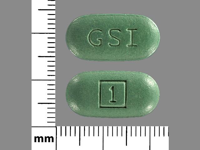 Imprint GSI 1 - Stribild cobicistat 150 mg/elvitegravir 150 mg/emtricitabine 200 mg/tenofovir disoproxil fumarate 300 mg
