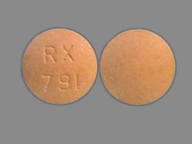 RX 791 - Simvastatin