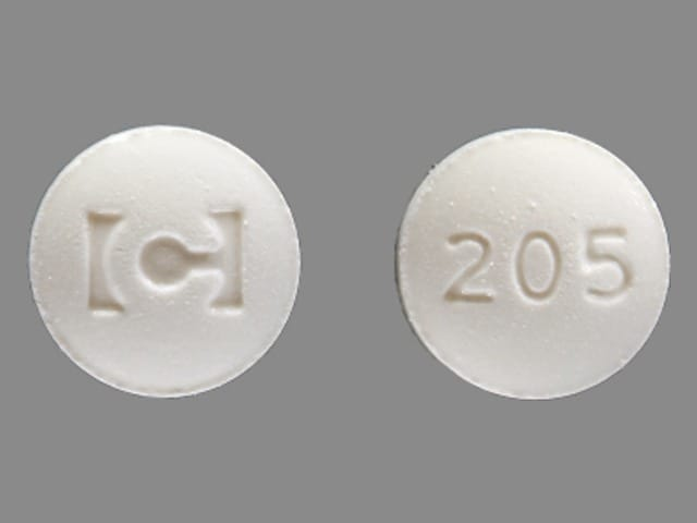Imprint C 205 - Nuvigil 50 mg