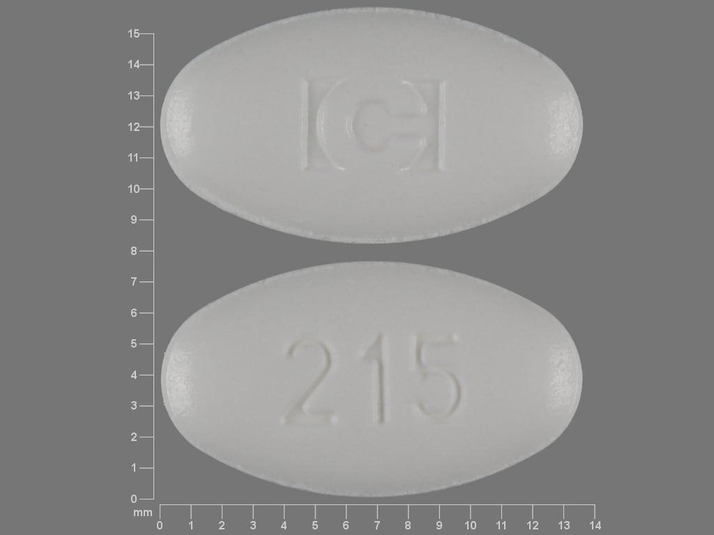 Imprint C 215 - armodafinil 150 mg